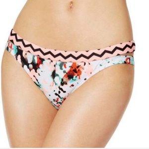 Hula Honey Spring Splash low rise bikini bottoms